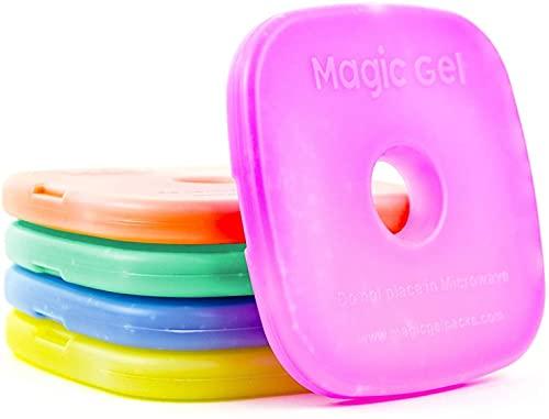 Magic Gel 5 x Placas de Hielo...
