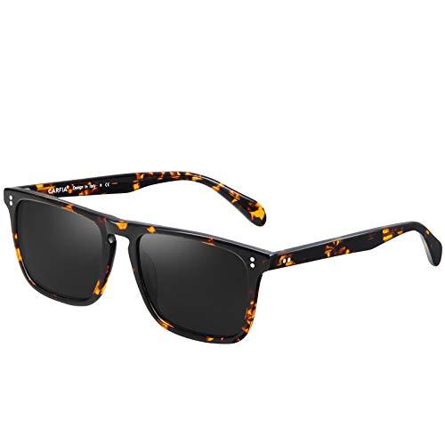 Carfia Retro Gafas de sol...