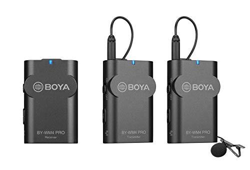 BOYA by-WM4 Pro K2 2.4G