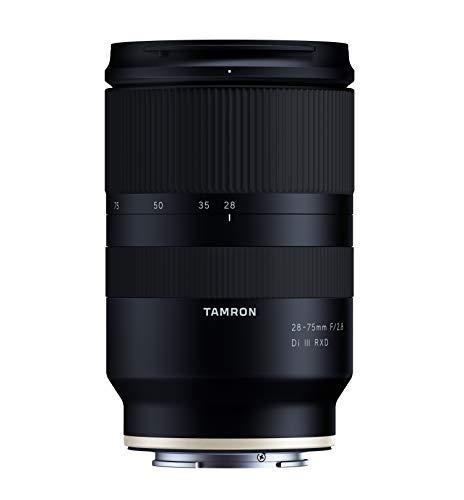 Tamron A036SF - Objetivo...
