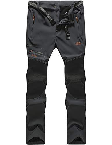 DENGBOSN Pantalones de...