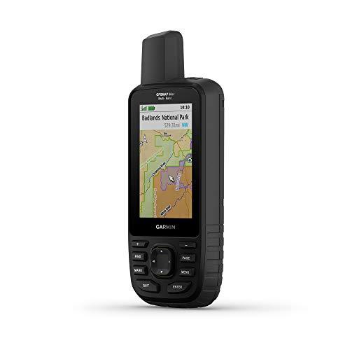 Garmin GPSMAP 66sr, portátil...