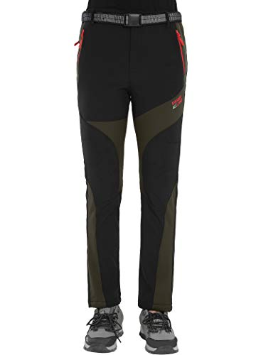HAINES Pantalon Trekking Mujer...