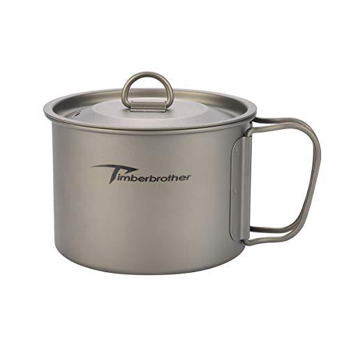 Timberbrother 450ml Titanio...