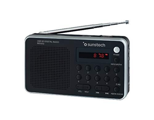 Sunstech RPDS32SL - Radio...