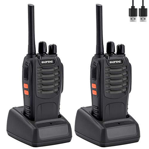 Walkie Talkie 2pcs 1500mah...