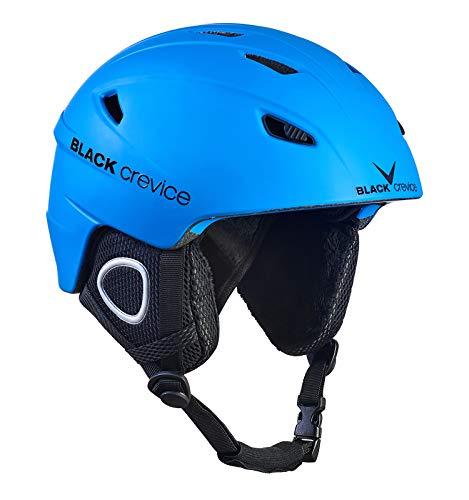Black Crevice Casco de Esquí...