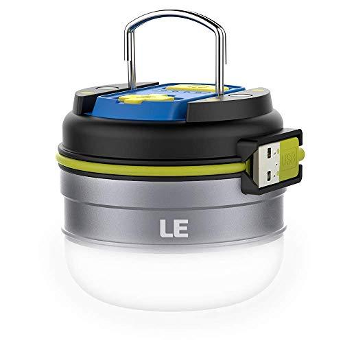 LE Linterna Camping USB...