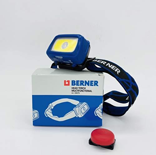 Berner Linterna frontal LED...