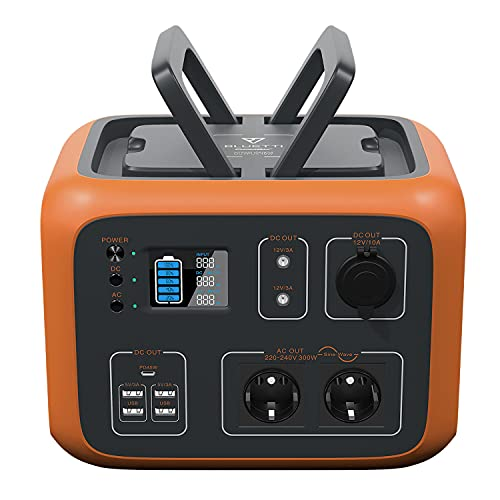 PowerOak Bluetti AC50S 500Wh...
