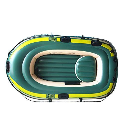 Barco inflable para pesca de...