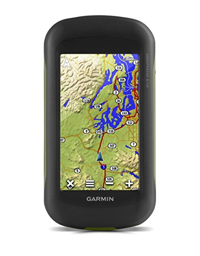 Garmin Montana 610 - GPS...