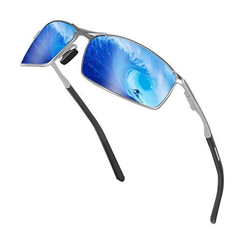 Sunmeet Gafas de Sol Hombre...