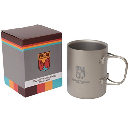 Paria Outdoor Products - Taza...
