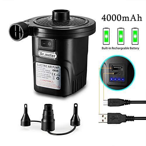 Dr.meter Inflador Electrico,...