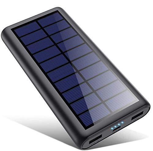 SWEYE Cargador Solar...