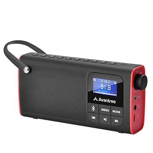 Avantree 3 en 1 Radio FM...