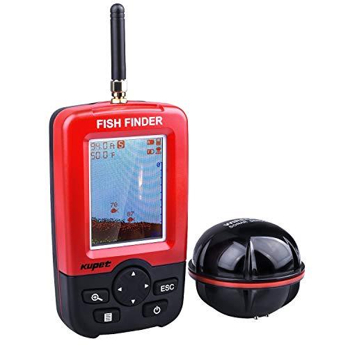 Sonar para Pesca, Kupet Sondas...