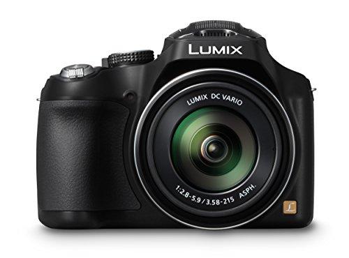 Panasonic Lumix DMC-FZ72EG-K -...