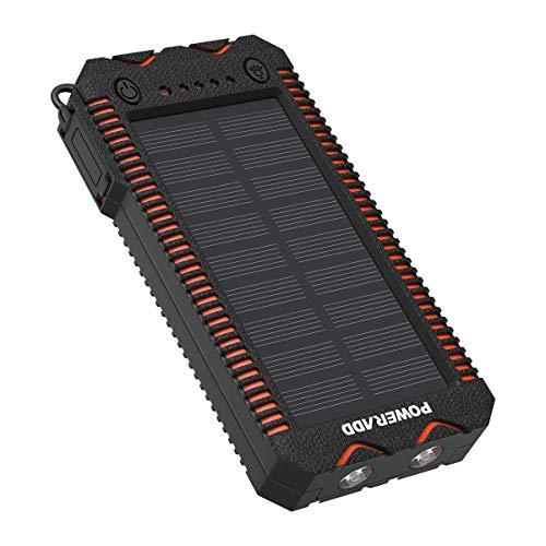 POWERADD Cargador Solar...