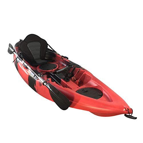 Cambridge Kayaks ES, Zander...