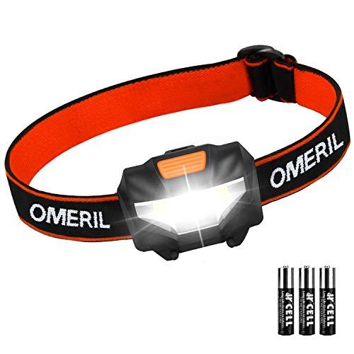 Linterna Frontal LED OMERIL...