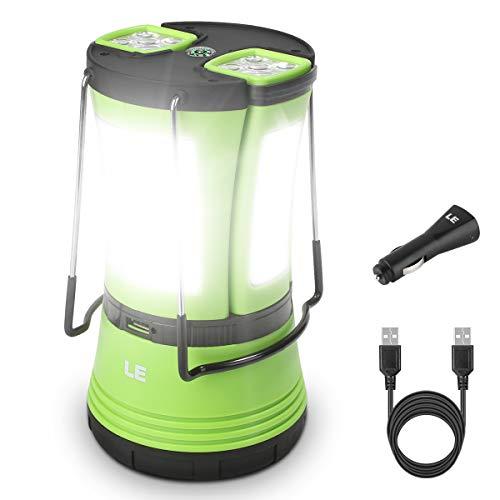 LE Lámpara de Cámping LED,...