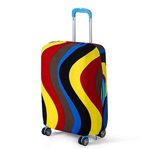 Funda maleta suave elástico...