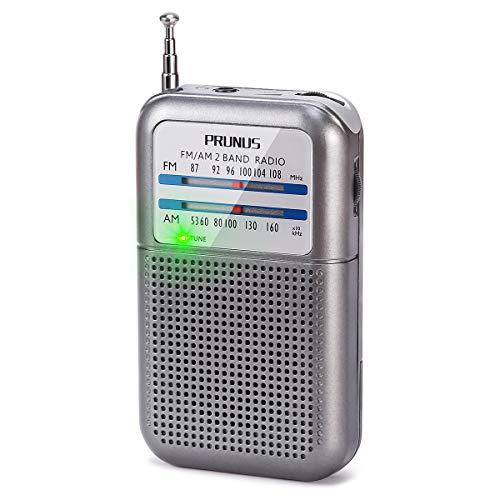 PRUNUS Radio de Bolsillo...