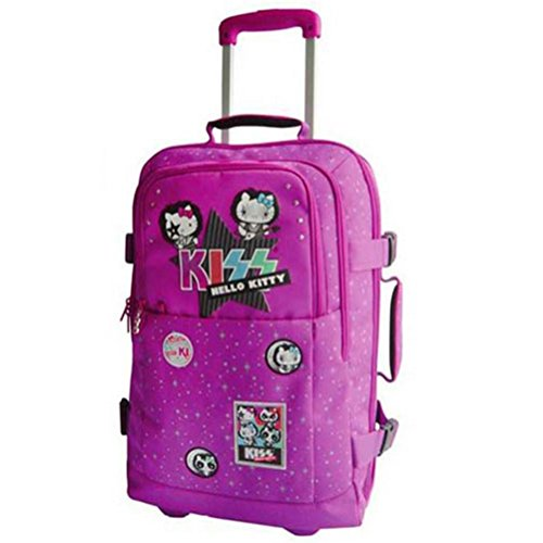 Hello Kitty - Maleta Morado...