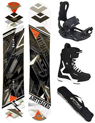 AIRTRACKS Snowboard Set...