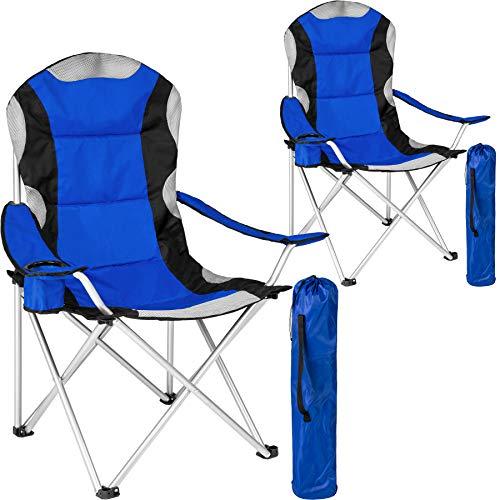TecTake Silla de Camping...