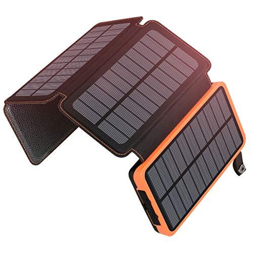 ADDTOP Cargador Solar 25000mAh...