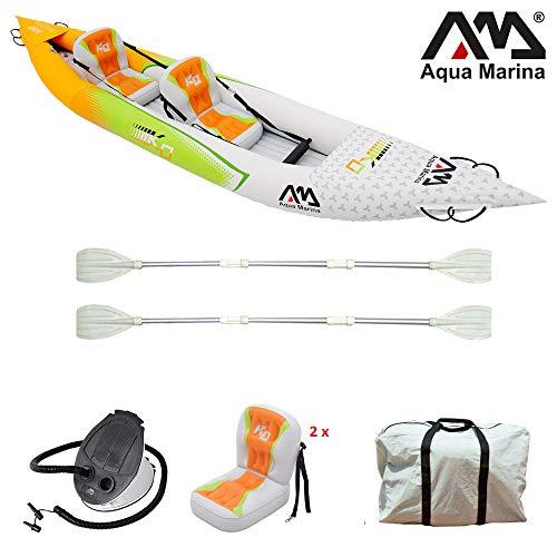 Set de Kayac inflable por 2...