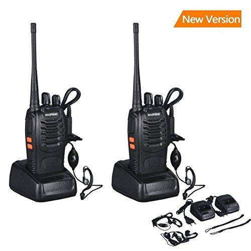walkie talkie, BF-888S...