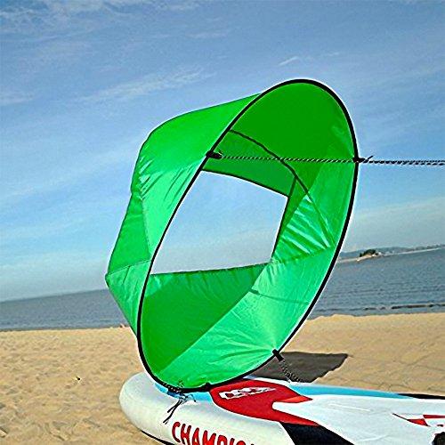 Vela para Kayak, Kayak Vela...