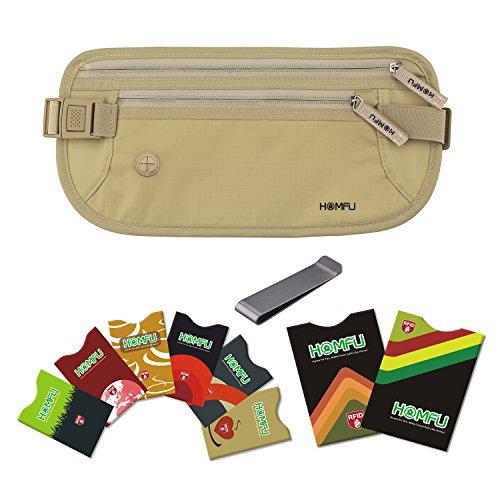 Homfu - Cinturón de dinero...