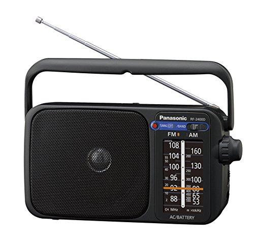 Panasonic RF-2400DEG-K - Radio...