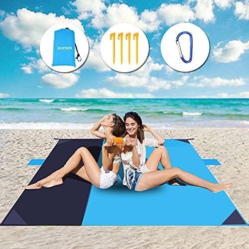 Alfombra de Playa 210x200cm...
