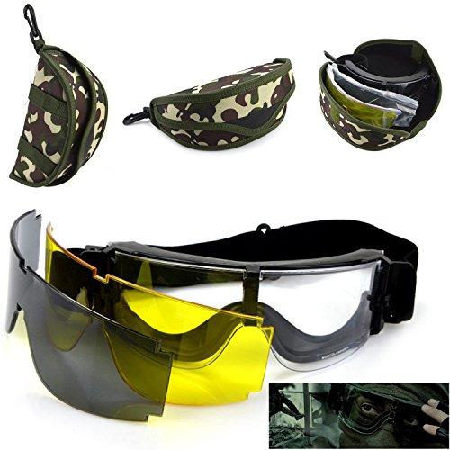 Gafas tácticas de seguridad...