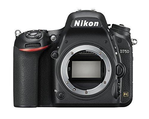 Nikon D750 - Cámara réflex...