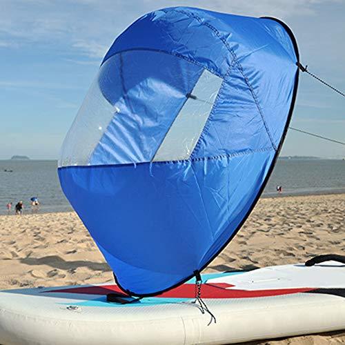 Guer Vela Plegable de Kayak a...