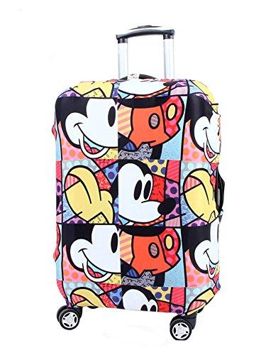 Cubierta de equipaje de viaje...