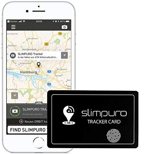 SLIMPURO Localizador GPS...