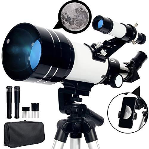 Upchase Telescopio...