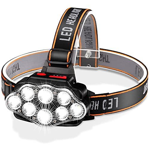 Linterna Frontal LED...